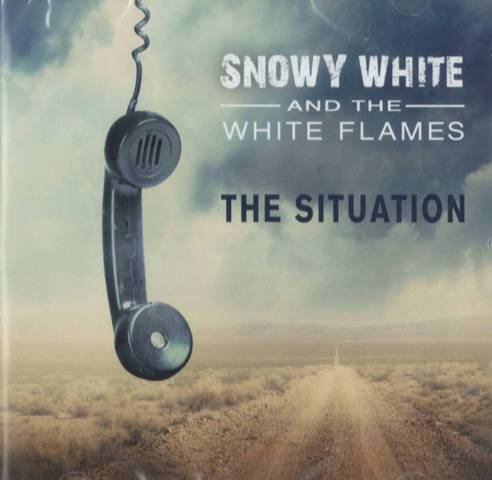 SNOWY WHITE and THE WHITE FLAMES